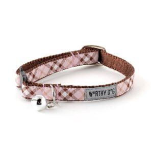 worthy-dog-bias-plaid-pink-cat-collar-800x800