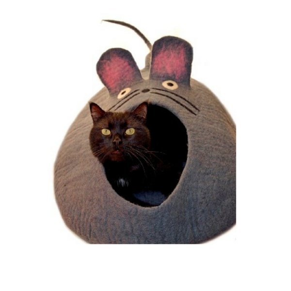 Photo of Mouse Cat Cave